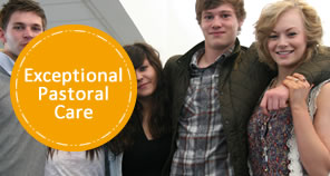 Exceptional pastoral care